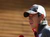 GP COREA, 11.10.2012- Kamui Kobayashi (JAP) Sauber F1 Team C31