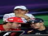 GP COREA, 11.10.2012- Conferenza Stampa, Fernando Alonso (ESP) Ferrari F2012, Nico Rosberg (GER) Mercedes AMG F1 W03 e Sebastian Vettel (GER) Red Bull Racing RB8