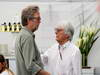 GP EUROPA, 24.06.2012- Eric Clapton, singer e Bernie Ecclestone (GBR), President e CEO of Formula One Management