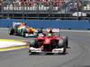 GP EUROPA, 24.06.2012- Gara, Felipe Massa (BRA) Ferrari F2012 davanti a Nico Hulkenberg (GER) Sahara Force India F1 Team VJM05
