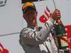 GP EUROPA, 24.06.2012- Gara, terzo Michael Schumacher (GER) Mercedes AMG F1 W03