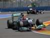 GP EUROPA, 24.06.2012- Gara, Michael Schumacher (GER) Mercedes AMG F1 W03