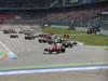 GP GERMANIA, 22.07.2012 - Gara,  Start of the race