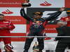 GP GERMANIA, 22.07.2012 - Gara,  podium 2nd Sebastian Vettel (GER) Red Bull Racing RB8