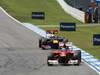 GP GERMANIA, 22.07.2012 - Gara, Fernando Alonso (ESP) Ferrari F2012