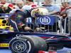 GP GERMANIA, 22.07.2012 - Gara, Sebastian Vettel (GER) Red Bull Racing RB8