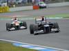 GP GERMANIA, 22.07.2012 - Gara, Pastor Maldonado (VEN), Williams F1 Team FW34