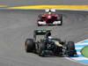 GP GERMANIA, 22.07.2012 - Gara, Vitaly Petrov (RUS) Caterham F1 Team CT01
