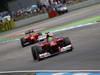 GP GERMANIA, 22.07.2012 - Gara, Felipe Massa (BRA) Ferrari F2012