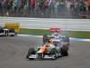 GP GERMANIA, 22.07.2012 - Gara, Nico Hulkenberg (GER) Sahara Force India F1 Team VJM05