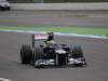 GP GERMANIA, 22.07.2012 - Gara, Bruno Senna (BRA) Williams F1 Team FW34