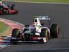 GP GIAPPONE, 07.10.2012- Gara, Sergio P�rez (MEX) Sauber F1 Team C31