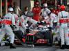 GP GIAPPONE, 07.10.2012- Gara, Pit Stop, Jenson Button (GBR) McLaren Mercedes MP4-27