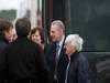 GP GRAN BRETAGNA, 08.07.2012- Jacques Rogge (BEL), President Olimpic Games e Bernie Ecclestone (GBR), President e CEO of Formula One Management