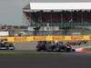 GP GRAN BRETAGNA, 08.07.2012- Gara,Sebastian Vettel (GER) Red Bull Racing RB8