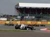 GP GRAN BRETAGNA, 08.07.2012- Gara, Kamui Kobayashi (JAP) Sauber F1 Team C31