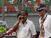 GP INDIA, 28.10.2012- Vicky Chandhok (IND) Federation of motor sports club of India, president.