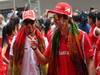 GP INDIA, 28.10.2012- Lewis Hamilton (GBR) McLaren Mercedes MP4-27 e Fernando Alonso (ESP) Ferrari F2012