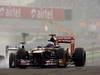GP INDIA, 28.10.2012- Gara, Daniel Ricciardo (AUS) Scuderia Toro Rosso STR7