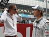 GP INDIA, 28.10.2012- Gara, Nico Rosberg (GER) Mercedes AMG F1 W03