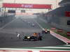GP INDIA, 28.10.2012- Gara, Sebastian Vettel (GER) Red Bull Racing RB8