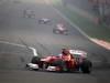 GP INDIA, 28.10.2012- Gara, Fernando Alonso (ESP) Ferrari F2012