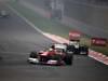 GP INDIA, 28.10.2012- Gara, Felipe Massa (BRA) Ferrari F2012