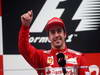 GP INDIA, 28.10.2012- Gara, secondo Fernando Alonso (ESP) Ferrari F2012