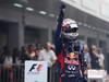 GP INDIA, 28.10.2012- Gara, Sebastian Vettel (GER) Red Bull Racing RB8 vincitore