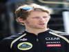 GP ITALIA, 09.09.2012- Romain Grosjean (FRA) Lotus F1 Team E20