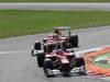 GP ITALIA, 09.09.2012- Gara,  Fernando Alonso (ESP) Ferrari F2012 davanti a Felipe Massa (BRA) Ferrari F2012