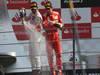 GP ITALIA, 09.09.2012- Gara, Lewis Hamilton (GBR) McLaren Mercedes MP4-27 vincitore e terzo Fernando Alonso (ESP) Ferrari F2012