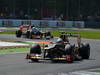 GP ITALIA, 09.09.2012- Gara, Jerome D'Ambrosio (BEL), Lotus F1 Team E20