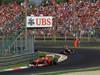 GP ITALIA, 09.09.2012- Gara, Felipe Massa (BRA) Ferrari F2012 davanti a Sebastian Vettel (GER) Red Bull Racing RB8