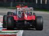 GP ITALIA, 09.09.2012- Gara, Lewis Hamilton (GBR) McLaren Mercedes MP4-27 davanti a Felipe Massa (BRA) Ferrari F2012