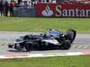 GP ITALIA, 09.09.2012- Gara, Bruno Senna (BRA) Williams F1 Team FW34 e Nico Rosberg (GER) Mercedes AMG F1 W03
