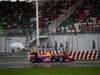 GP MALESIA, 25.03.2012- Gara, Sebastian Vettel (GER) Red Bull Racing RB8