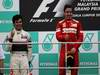 GP MALESIA, 25.03.2012- Gara, Fernando Alonso (ESP) Ferrari F2012 vincitore, secondo Sergio Pérez (MEX) Sauber F1 Team C31