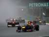 GP MALESIA, 25.03.2012- Gara, Mark Webber (AUS) Red Bull Racing RB8