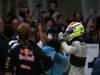 GP MALESIA, 25.03.2012- Gara, secondo, Sergio Pérez (MEX) Sauber F1 Team C31