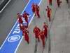 GP MALESIA, 25.03.2012- Gara, Ferrari meccanici