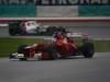 GP MALESIA, 25.03.2012- Gara, Fernando Alonso (ESP) Ferrari F2012 e Sergio Pérez (MEX) Sauber F1 Team C31