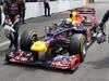 GP MONACO, 27.05.2012- Gara, Sebastian Vettel (GER) Red Bull Racing RB8