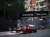 GP MONACO, 27.05.2012- Gara, Fernando Alonso (ESP) Ferrari F2012 davanti a Sebastian Vettel (GER) Red Bull Racing RB8