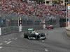 GP MONACO, 27.05.2012- Gara, Nico Rosberg (GER) Mercedes AMG F1 W03 e Fernando Alonso (ESP) Ferrari F2012