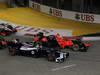 GP SINGAPORE, 23.09.2012 - Gara partenza