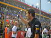 GP SINGAPORE, 23.09.2012 - Mark Webber (AUS) Red Bull Racing RB8