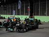 GP SINGAPORE, 23.09.2012 - Gara, Nico Rosberg (GER) Mercedes AMG F1 W03