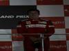 GP SINGAPORE, 23.09.2012 - Podium: winner Sebastian Vettel (GER) Red Bull Racing RB8, 2nd Jenson Button (GBR) McLaren Mercedes MP4-27, 3rd Fernando Alonso (ESP) Ferrari F2012