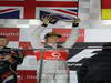 GP SINGAPORE, 23.09.2012 - Podium:  2nd Jenson Button (GBR) McLaren Mercedes MP4-27